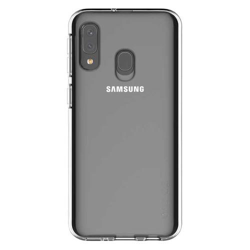 Чехол (клип-кейс) SAMSUNG Araree A Cover, для Samsung Galaxy A40, прозрачный [gp-fpa405kdatr] чехол araree gp fpa405kda для samsung galaxy a40 прозрачный