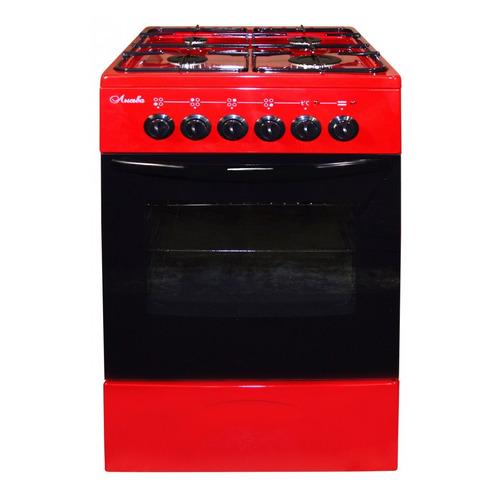 Фото - Газовая плита ЛЫСЬВА ЭГ 401 МС-2у, электрическая духовка, без крышки, вишневый электрическая плита лысьва эпб 22 вишневый