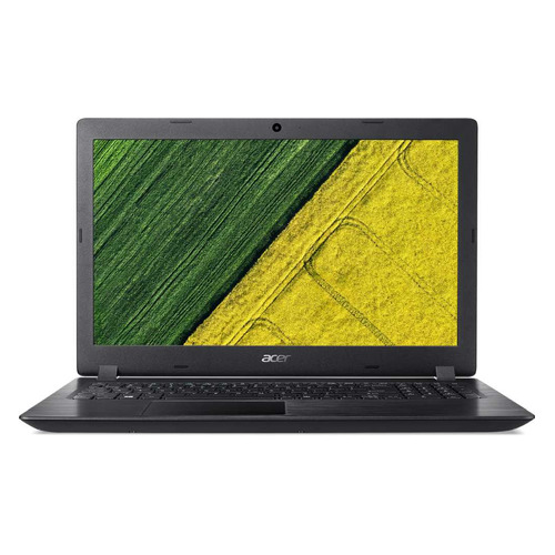 Ноутбук ACER Aspire 3 A315-51-5282, 15.6, Intel Core i5 7200U 2.5ГГц, 4Гб, 1000Гб, Intel HD Graphics 620, Windows 10, NX.GNPER.053, черный ноутбук acer aspire a315 33 c6zn 15 6 intel celeron n3060 1 6ггц 2гб 500гб intel hd graphics 400 windows 10 nx gy3er 005 черный