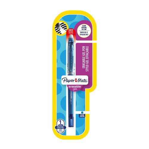 Ручка гелевая Deli E6797BLACK на подставке 0.7мм черные чернила черный 24 шт./кор. DELI