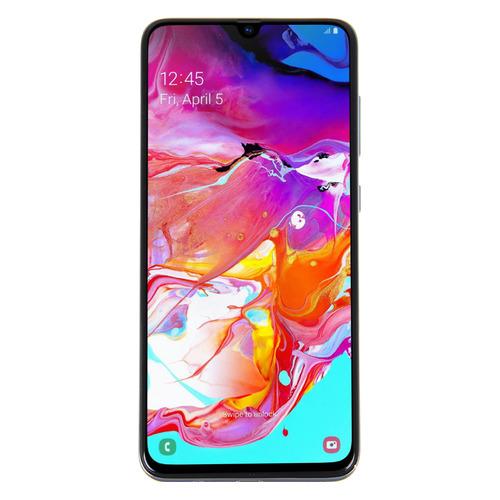 Смартфон SAMSUNG Galaxy A70 128Gb, SM-A705F, белый SM-A705FZWMSER