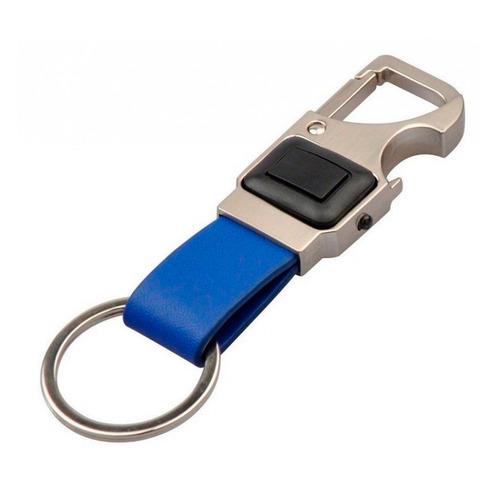 цена на Фонарь-брелок MUNKEES 1104, серебристый / синий