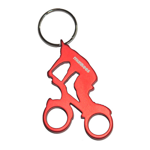 Брелок Munkees Велосипедист (3527) (доп.ф.:открывашка) цена