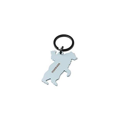 Брелок Munkees Белый медведь (35366) белый сталь (доп.ф.:открывашка)