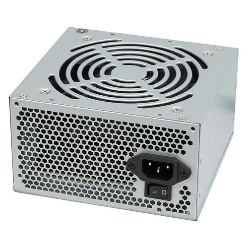 Блок питания AEROCOOL ECO-450, 450Вт, 120мм, серый, retail