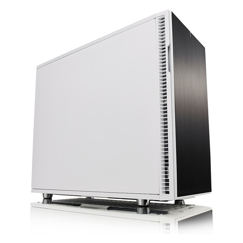 Корпус E-ATX FRACTAL DESIGN Define R6 USB-C, Full-Tower, без БП, белый