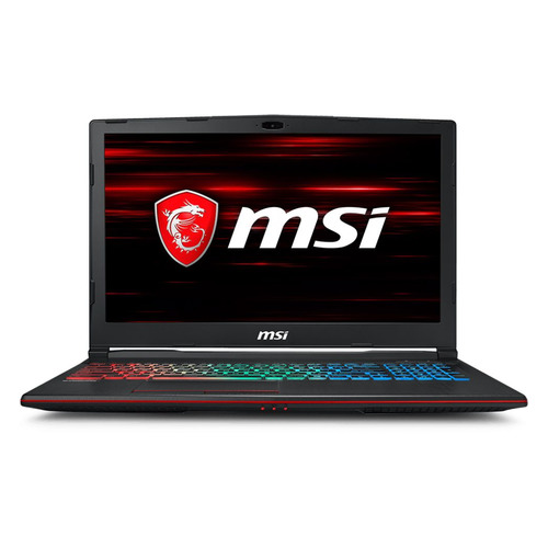 Ноутбук MSI GP63 Leopard 8RE-844XRU, 15.6, Intel Core i7 8750H 2.2ГГц, 8Гб, 1000Гб, 128Гб SSD, nVidia GeForce GTX 1060 - 6144 Мб, noOS, 9S7-16P522-844, черный ноутбук msi ge73 8rf 093ru intel core i7 8750h 2200 mhz 17 3 3840x2160 32768mb 512gb hdd dvd нет nvidia geforce gtx 1070 wifi windows 10 home