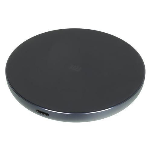 Беспроводное зарядное устройство XIAOMI Mi Wireless Charging Pad, USB, USB type-C, 2A, черный