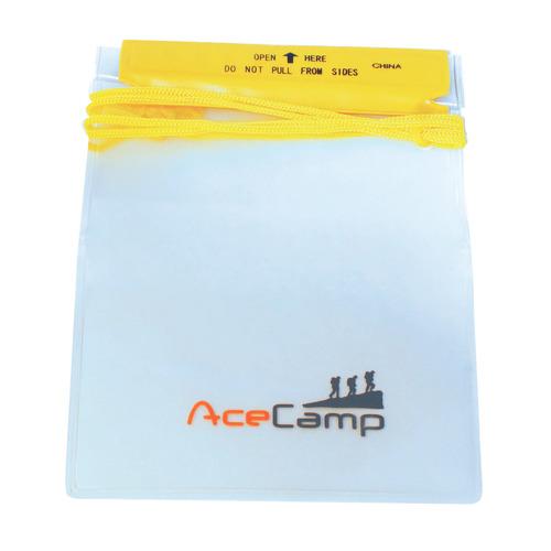 Гермомешок AceCamp 1852 прозрачный винил д.250мм ш.330мм