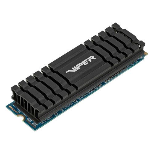 SSD накопитель PATRIOT Viper VPN100 VPN100-512GM28H 512Гб, M.2 2280, PCI-E x4, NVMe цена