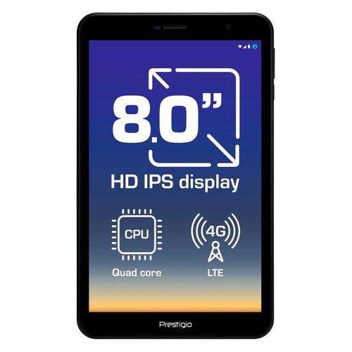 Планшет PRESTIGIO Grace 3868 4G, 1GB, 16GB, 3G, 4G, Android 8.1 черный [xc1pmt38684gdcis] prestigio prestigio multipad pmt3618 4g