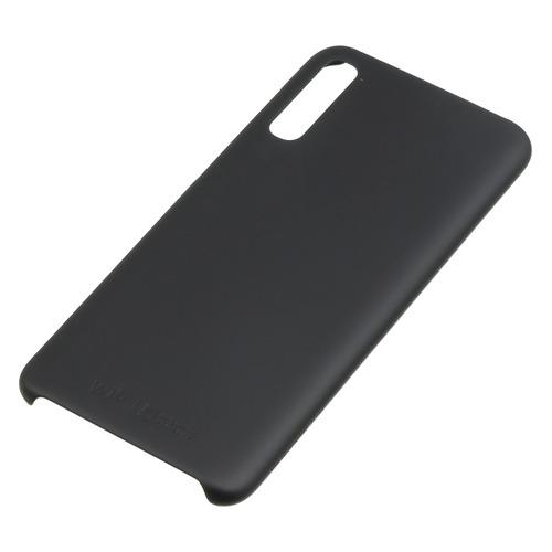 Чехол (клип-кейс) SAMSUNG Wits Premium Hard Case, для Samsung Galaxy A70, черный [gp-fpa705wsabw]