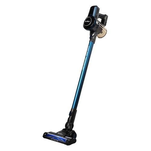 Пылесос-электровеник (handstick) TESLER Pure Storm 2100, 130Вт, синий/серый пылесос электровеник handstick bosch bch7ath32k черный графит