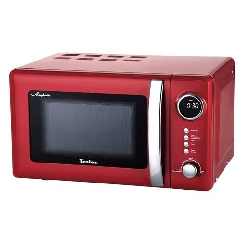Микроволновая Печь Tesler ME-2055 20л. 700Вт красный ME-2055 RED