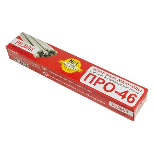 Электроды Ресанта ПРО-46 D3мм L350мм (71/6/37)