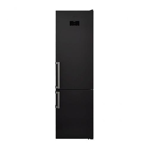 цена на Холодильник SCANDILUX CNF379EZ D/X, двухкамерный, черный