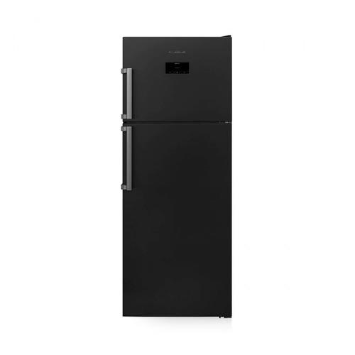 цена на Холодильник SCANDILUX TMN478EZ D/X, двухкамерный, черный