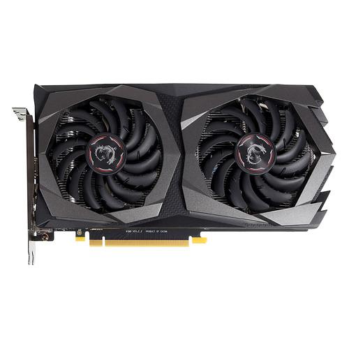 Видеокарта MSI nVidia GeForce GTX 1650 , GTX 1650 GAMING 4G, 4Гб, GDDR5, Ret evga 04g p4 2980 kr nvidia geforce gtx 980 4gb gddr5 dvi hdmi 3displayport pci express video card