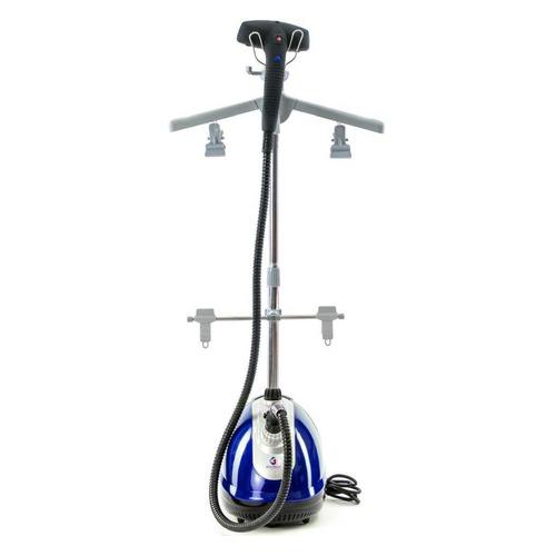 Отпариватель напольный GRAND MASTER GM-Q7Multi-R, синий / белый [380574] цена