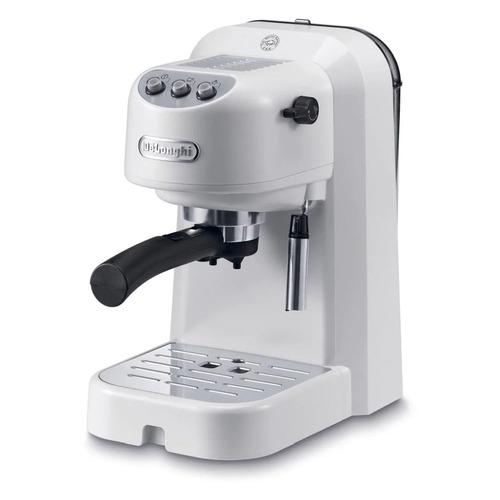 Кофеварка DELONGHI EC251.W, эспрессо, белый [0132103092] delonghi hvk 1010 белый