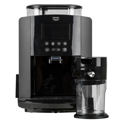 Кофемашина KRUPS Arabica Latte EA819N10, черный все цены