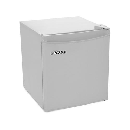 Холодильник BRAVO XR 50 S, однокамерный, серебристый