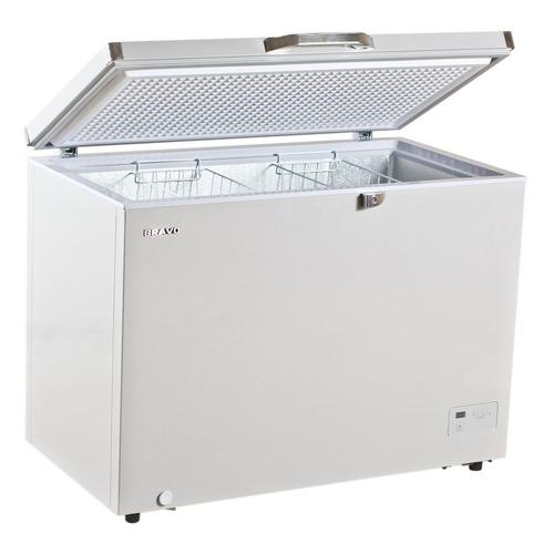 Морозильный ларь BRAVO XF-312 ADGr серый