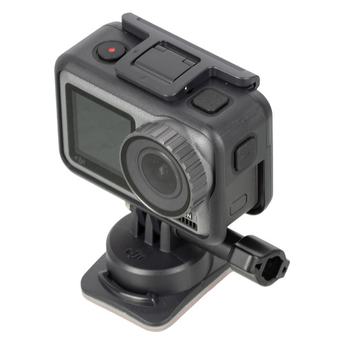 Фото - Экшн-камера DJI Osmo Action 4K, WiFi, серый/ черный стедикам dji om4 cp os 00000108 01 серый