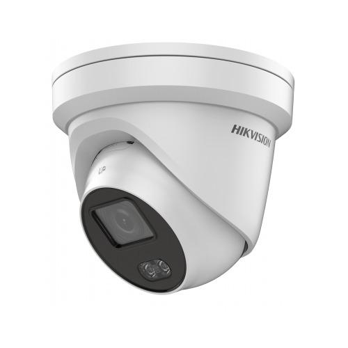 цена на Видеокамера IP HIKVISION DS-2CD2347G1-L, 6 мм, белый