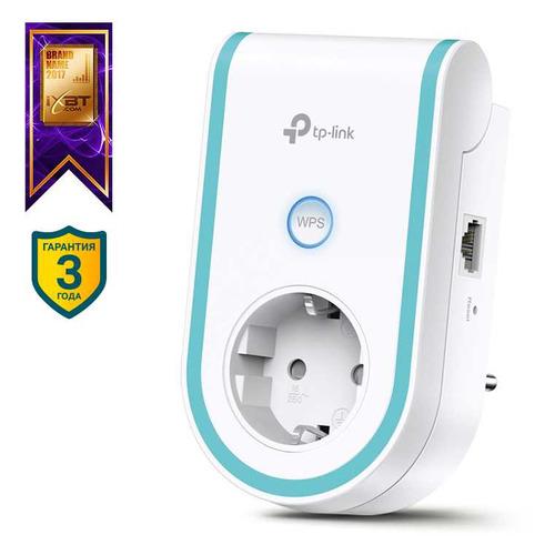 цена на Повторитель беспроводного сигнала TP-LINK RE365, белый