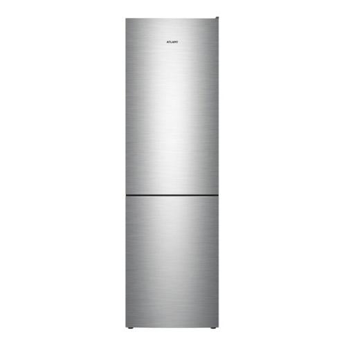 лучшая цена Холодильник АТЛАНТ 4624-141, двухкамерный, серебристый