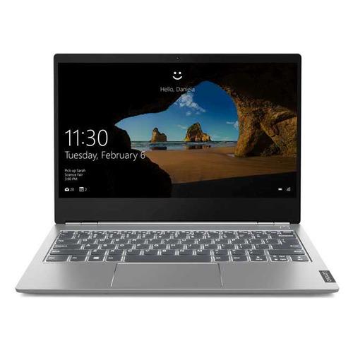 Ноутбук LENOVO Thinkbook 13s, 13.3, IPS, Intel Core i5 8265U 1.6ГГц, 8Гб, 128Гб SSD, Intel UHD Graphics 620, Windows 10 Professional, 20R9009VRU, серый ультрабук lenovo ideapad s530 13iwl 13 3 ips intel core i5 8265u 1 6ггц 8гб 256гб ssd intel uhd graphics 620 windows 10 81j70004ru синий