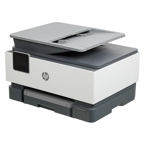 Фото - МФУ струйный HP Officejet Pro 9010 AiO, A4, цветной, струйный, белый [3uk83b] мфу струйный hp smart tank 515 aio a4 цветной струйный черный [1tj09a]