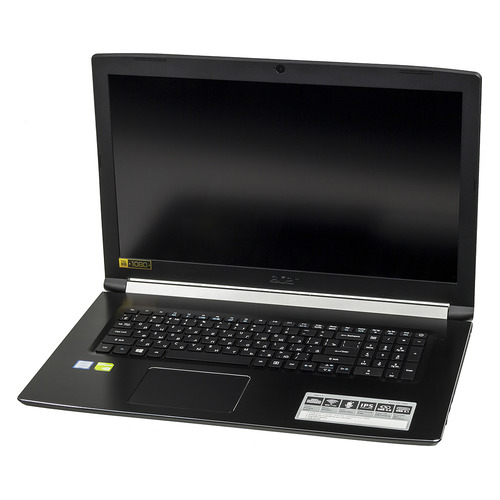 "Ноутбук ACER Aspire A517-51G-50SV, 17.3"", Intel Core i5 8250U 1.6ГГц, 8Гб, 1000Гб, nVidia GeForce Mx130 - 2048 Мб, DVD-RW, Linux, NX.GVQER.011, черный моноблок msi pro 24 6nc 024ru intel core i5 6400 8гб 1000гб nvidia geforce gt930mx 2048 мб dvd rw windows 10 home черный [9s6 ae9311 024]"