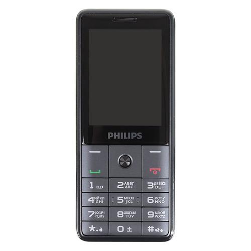цена на Мобильный телефон PHILIPS Xenium E169, серый