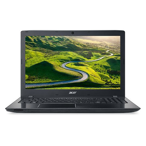 "Ноутбук ACER Aspire E5-576G-57XB, 15.6"", Intel Core i5 7200U 2.5ГГц, 4Гб, 1000Гб, nVidia GeForce Mx130 - 2048 Мб, DVD-RW, Linux, NX.GVBER.039, черный acer aspire e5 772 17 3 intel core i3 2000мгц 4гб ram dvd rw 1тб черный wi fi linux bluetooth"