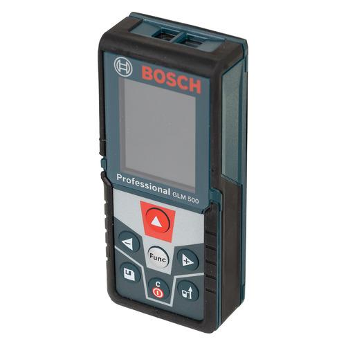 Лазерный дальномер BOSCH GLM 500 [0601072h00] лазерный дальномер bosch уклономер glm 50 c 0 601 072 c00