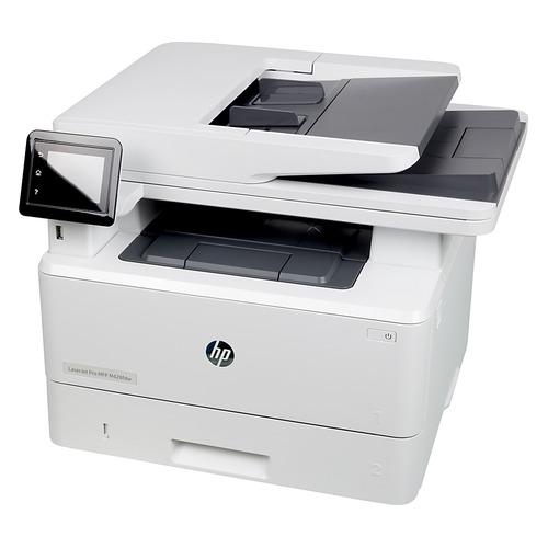 Фото - МФУ лазерный HP LaserJet Pro M428fdw, A4, лазерный, белый [w1a30a] мфу лазерный hp color laserjet pro m479fnw a4 цветной лазерный белый [w1a78a]