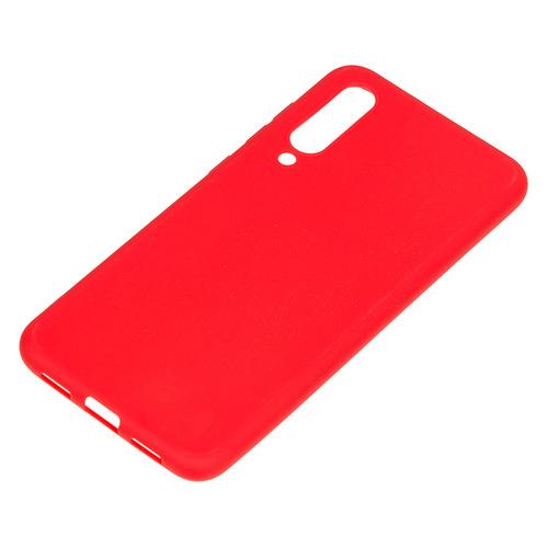 Чехол (клип-кейс) BORASCO для Xiaomi Mi 9 SE, красный [36813]