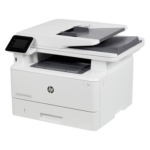 Фото - МФУ лазерный HP LaserJet Pro RU M428dw, A4, лазерный, белый [w1a31a] мфу лазерный hp color laserjet pro m479fnw a4 цветной лазерный белый [w1a78a]