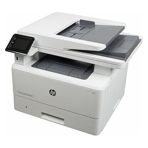 Фото - МФУ лазерный HP LaserJet Pro M428fdn, A4, лазерный, белый [w1a32a] мфу лазерный hp color laserjet pro m479fnw a4 цветной лазерный белый [w1a78a]