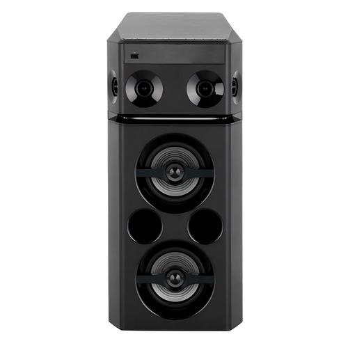 Музыкальный центр PANASONIC SC-UA30GS-K, черный цена 2017