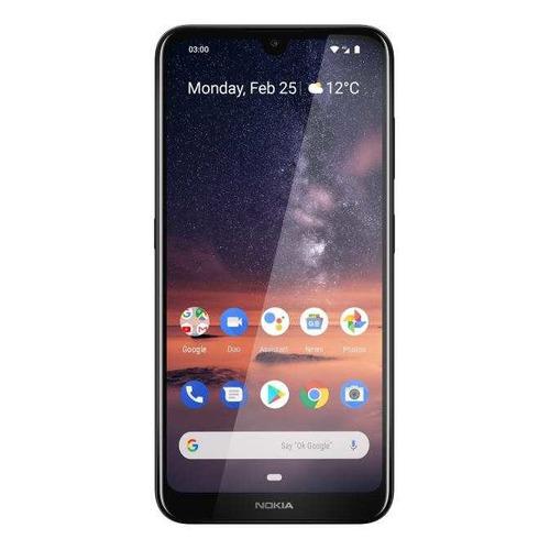 Смартфон NOKIA 3.2 16Gb, черный