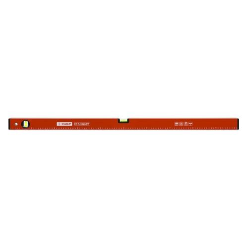 Пузырьковый уровень ЗУБР 34588-100 правило уровень зубр 1075