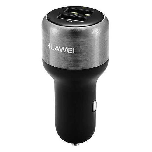 Автомобильное зарядное устройство HUAWEI AP31, 2xUSB, 2A, черный