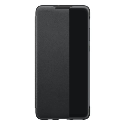Чехол (клип-кейс) HONOR Silicon cover, для Huawei P30 Lite, черный [51992971]