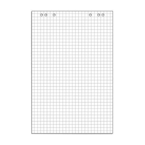 Фото - Блок бумаги 445517 для флипчартов 67.5х98см клетка 10л (упак.:1шт) блок питания osnovo ps 12048 упак 1шт
