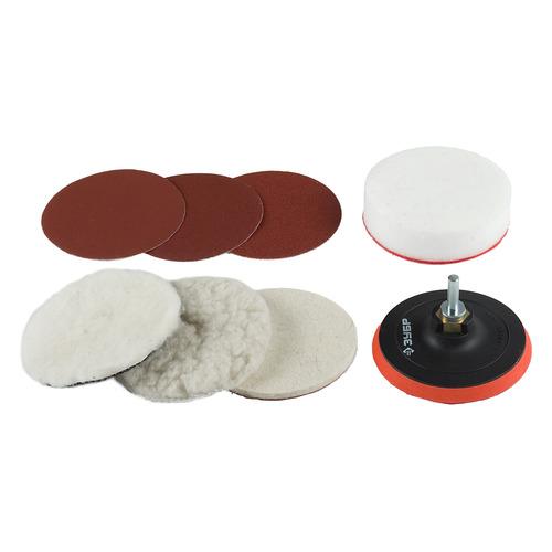 Набор кругов ЗУБР 3591-115-H7, универсальный, 115мм, 7шт стоимость