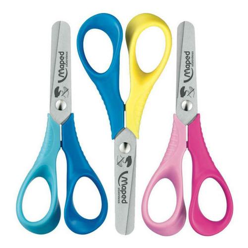 Фото - Упаковка ножниц MAPED 472510 Vivo детские, 120мм, ручки пластиковые, нержавеющая сталь 12 шт./кор. упаковка ножниц maped 463010 детские 24 шт кор