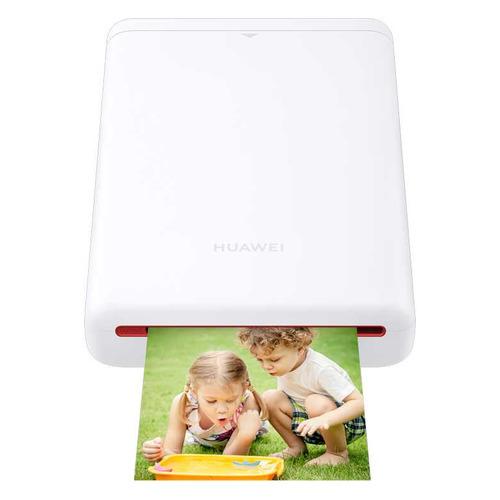 Фото - Компактный фотопринтер HUAWEI CV80, белый компактный фотопринтер canon selphy cp1300 white